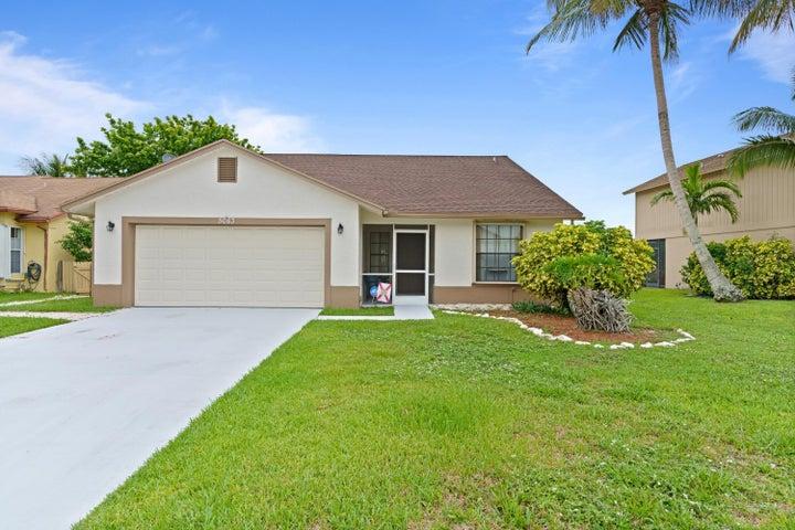 5083 Willow Pond Road W, West Palm Beach, FL 33417