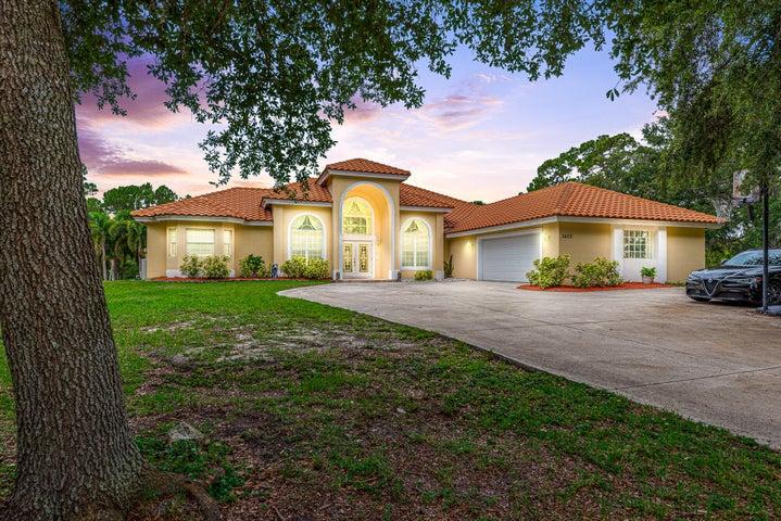 3402 SW Holly Lane, Palm City, FL 34990