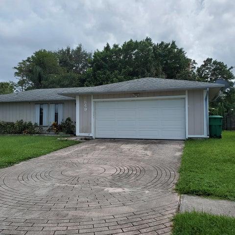 2549 Lochmore Road, Riviera Beach, FL 33407