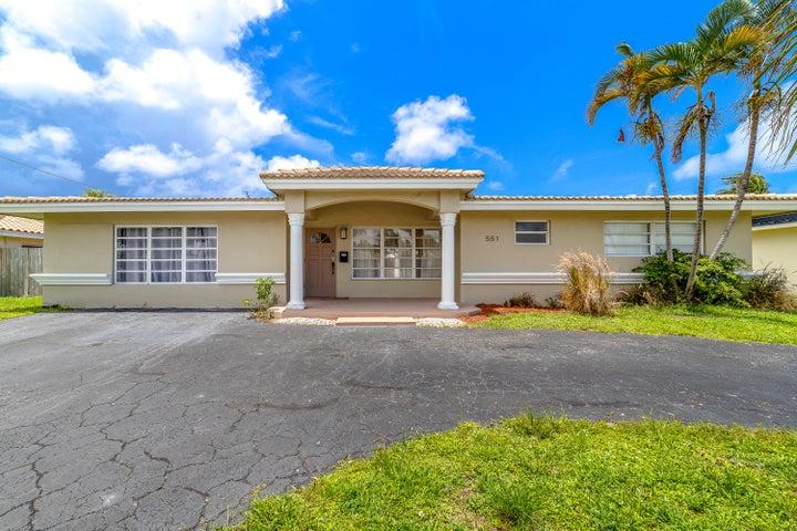 551 SE 14th Street, Pompano Beach, FL 33062