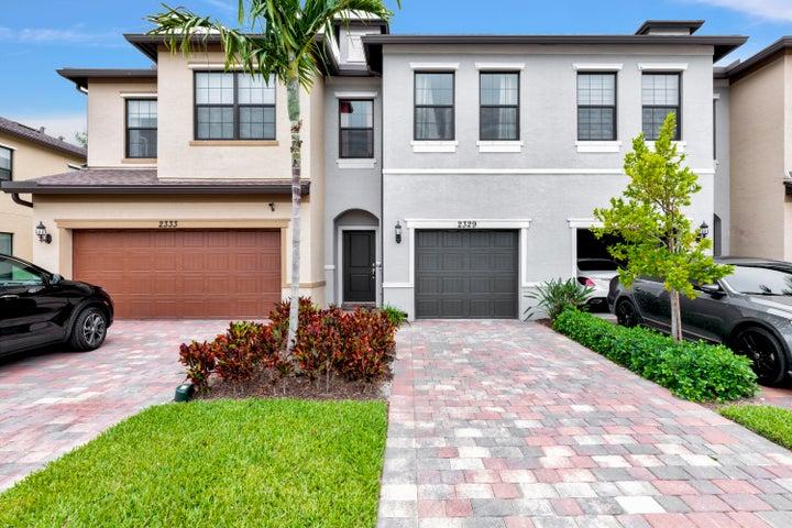2329 Byron Street, Palm Springs, FL 33406