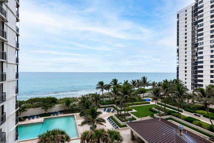 5380 N Ocean Drive, 6h, Singer Island, FL 33404