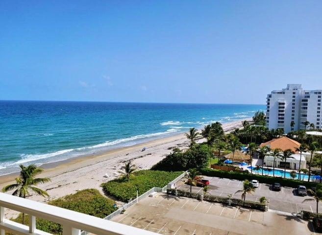 3301 S Ocean Boulevard, 805, Highland Beach, FL 33487