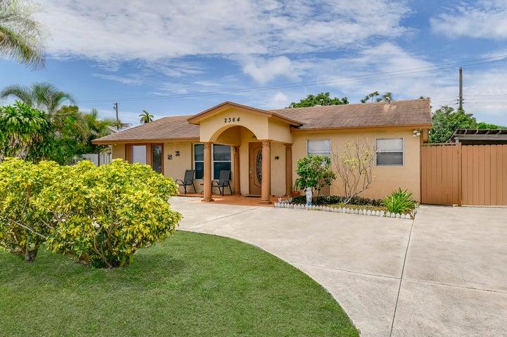 2364 W Lakewood Road, West Palm Beach, FL 33406