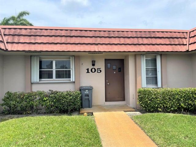 5775 Fernley Drive W, 105, West Palm Beach, FL 33415