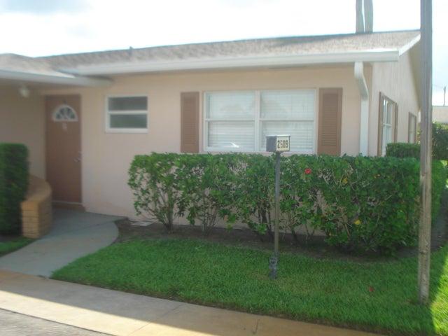 2509 W Dudley Drive, A, West Palm Beach, FL 33415