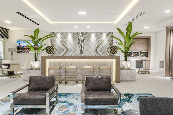 Designed by Interiors by Steven G.