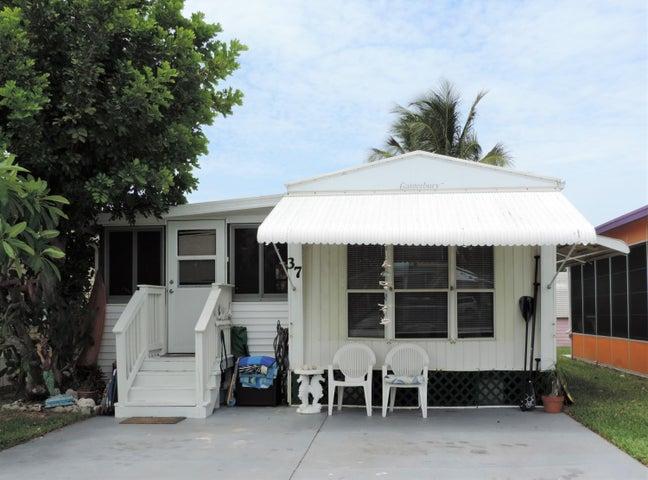 10851 S Ocean Drive, #37, Jensen Beach, FL 34957