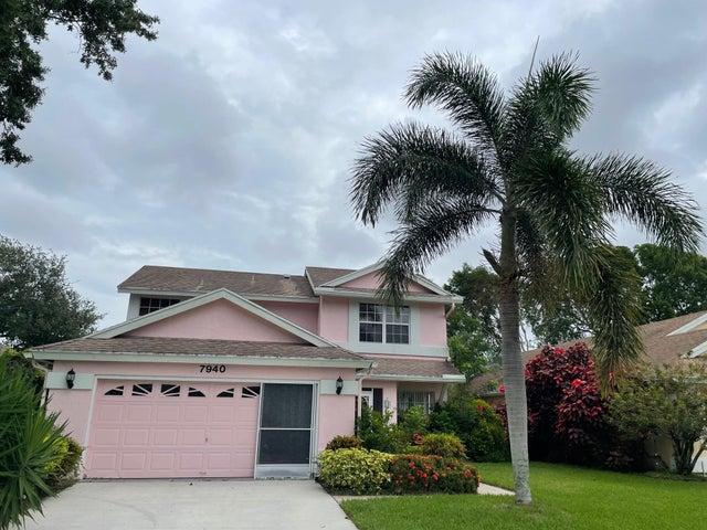 7940 Mansfield Hollow Road, Delray Beach, FL 33446