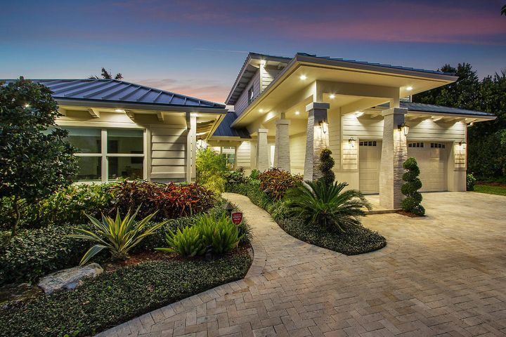 This Newly Completed Luxury Home Represents South Florida Living at its Best!