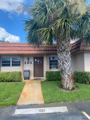 5775 W Fernley Drive W, 121, West Palm Beach, FL 33415