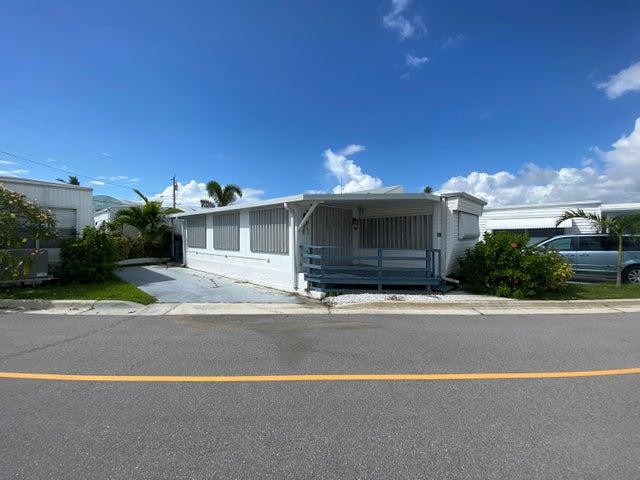 202 Flamingo Drive N, N, Briny Breezes, FL 33435