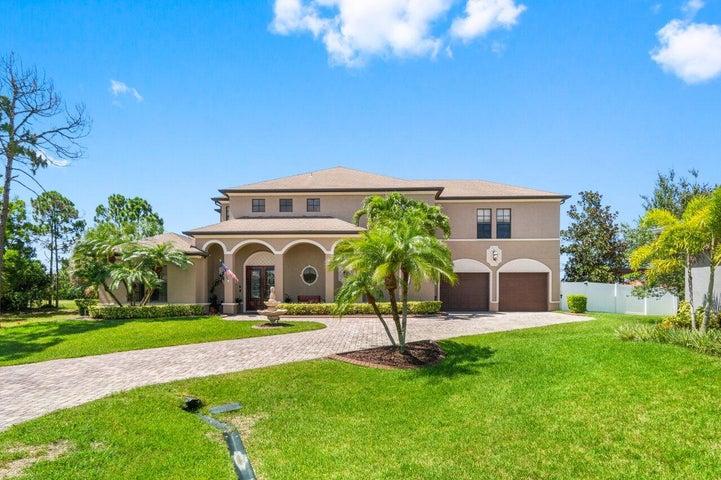 5811 NW Blue Bonnet Court, Port Saint Lucie, FL 34986