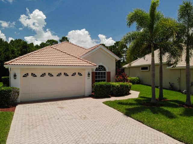669 SW Andros Circle, Port Saint Lucie, FL 34986
