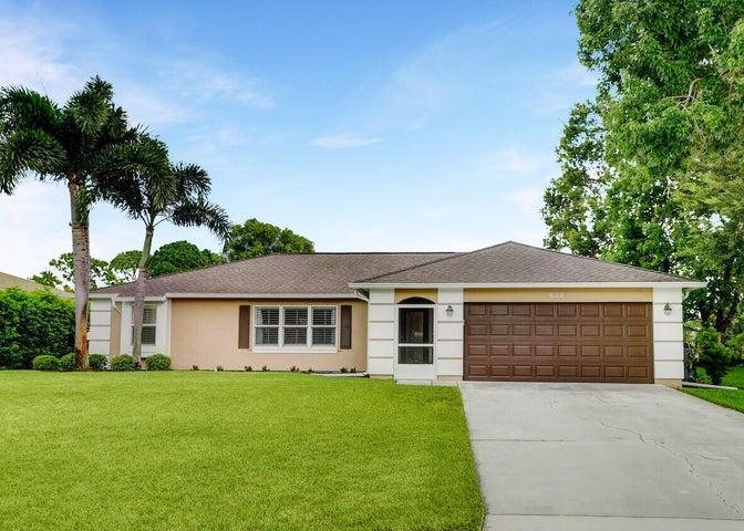 629 SE Stow Terrace, Port Saint Lucie, FL 34984