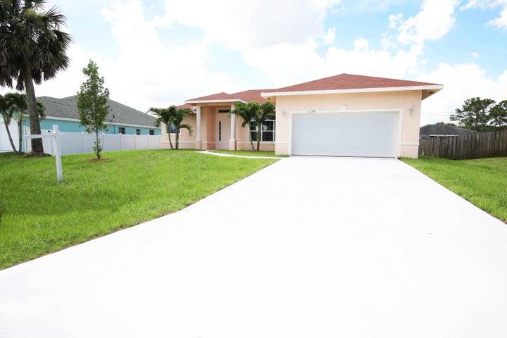 1234 SW Santiago Avenue, Port Saint Lucie, FL 34953