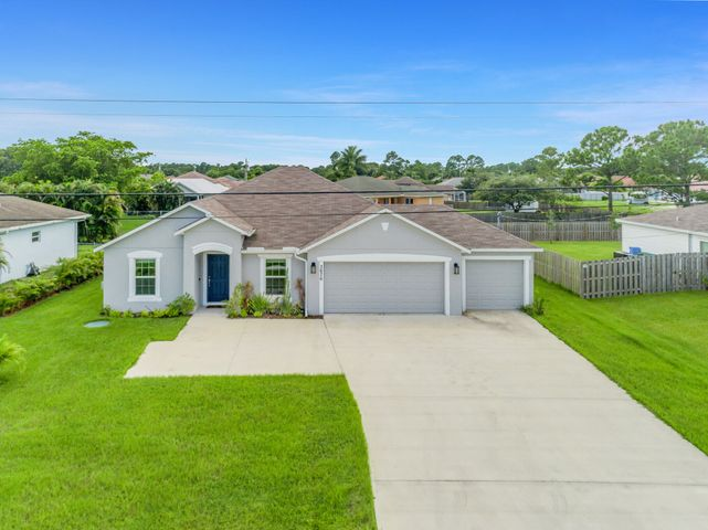 3676 SW Savona Boulevard, Port Saint Lucie, FL 34953
