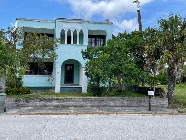 519 S 2nd S Street, Fort Pierce, FL 34950