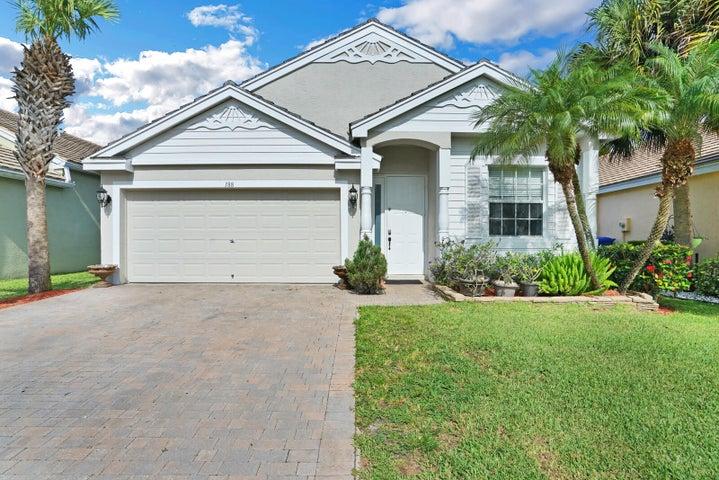 188 Canterbury Place, Royal Palm Beach, FL 33414