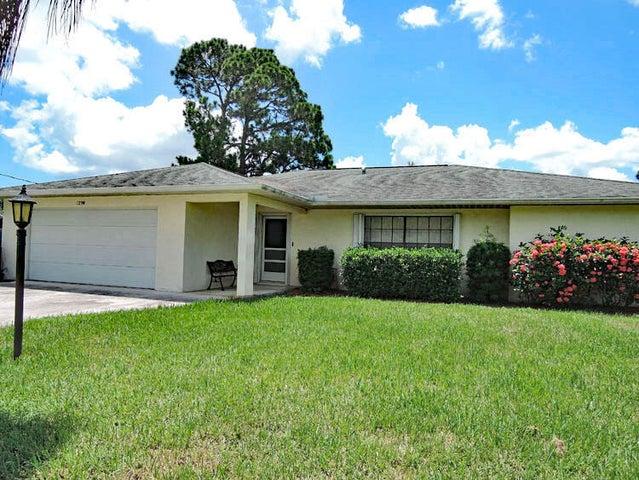1298 SE Mendavia Avenue, Port Saint Lucie, FL 34952