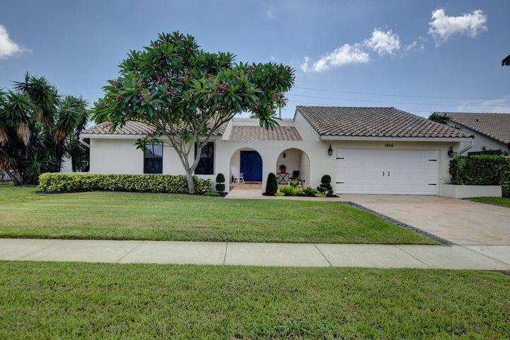 2606 SW 23rd Cranbrook Drive, Boynton Beach, FL 33436