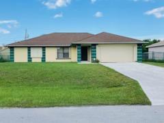 1731 SW Monterrey Lane, Port Saint Lucie, FL 34953
