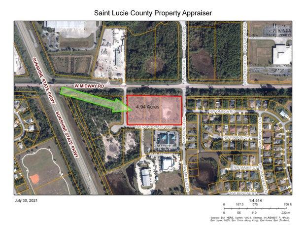 5501 W Midway Road, Port Saint Lucie, FL 34983