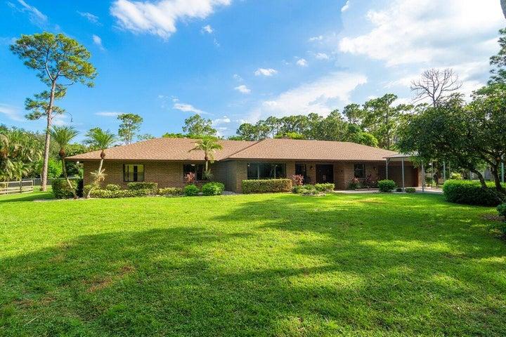 12874 Bryan Road, Loxahatchee Groves, FL 33470
