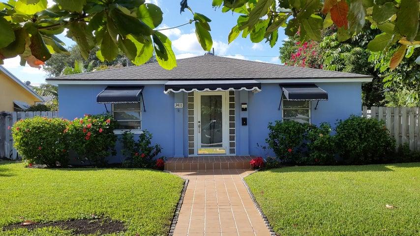 3411 Poinsettia Avenue, West Palm Beach, FL 33407