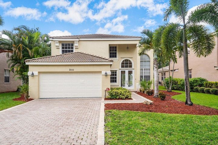 2111 Reston Circle, Royal Palm Beach, FL 33411