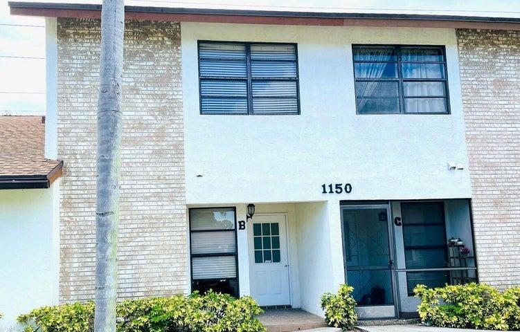 1150 Parkside Green B Drive, B, Greenacres, FL 33415