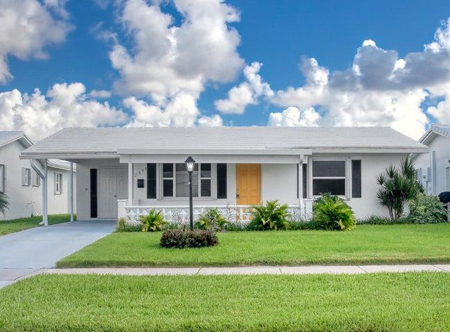 2091 SW 13th Avenue, Boynton Beach, FL 33426