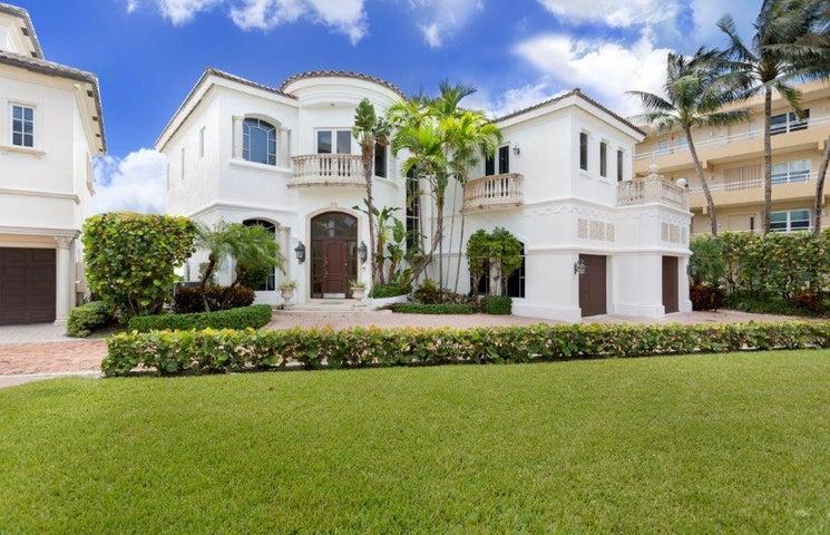 2633 S Ocean Boulevard, Highland Beach, FL 33487