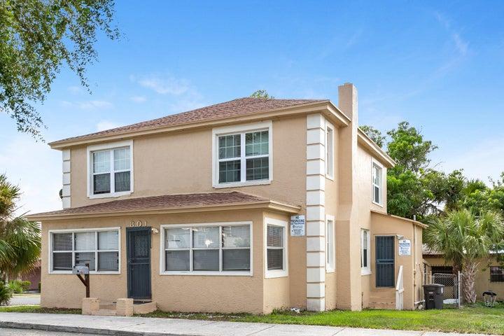 801 Division Avenue, West Palm Beach, FL 33401