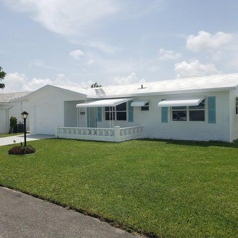 2109 Verdi Drive, Boynton Beach, FL 33426
