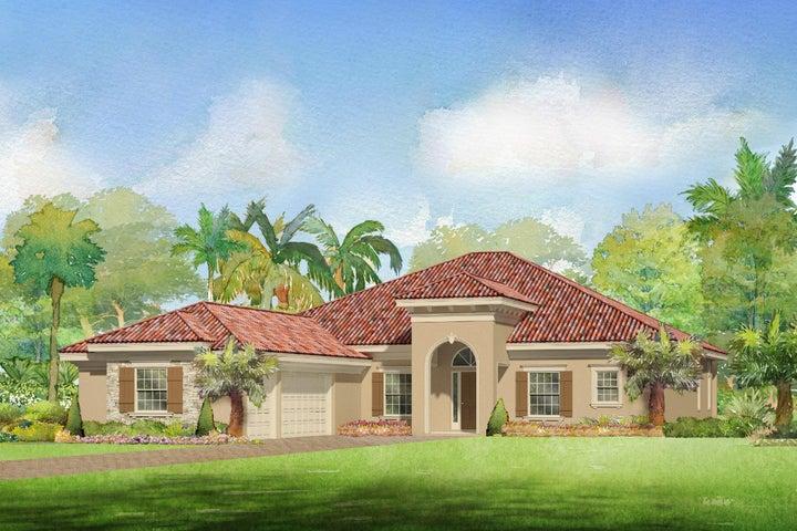 2865 SW English Garden Drive, Palm City, FL 34990