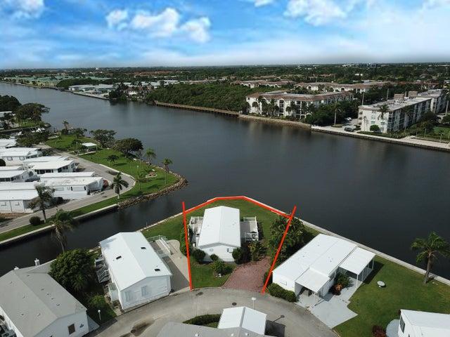214 S Heron Drive, O, Briny Breezes, FL 33435