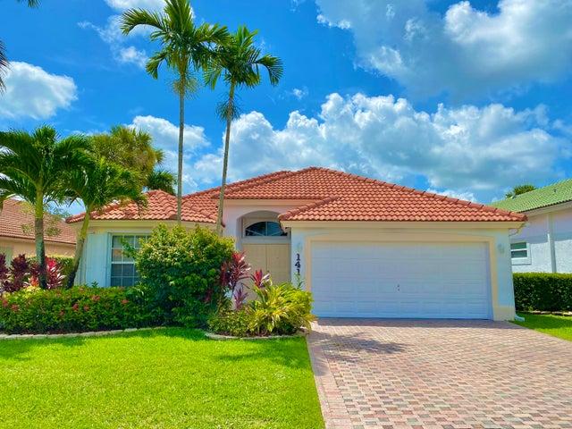 141 Derby Lane, Royal Palm Beach, FL 33411