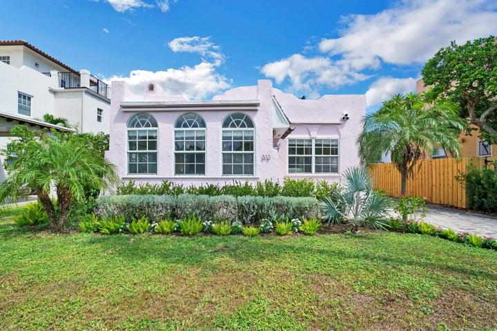 313 Nottingham Boulevard, West Palm Beach, FL 33405