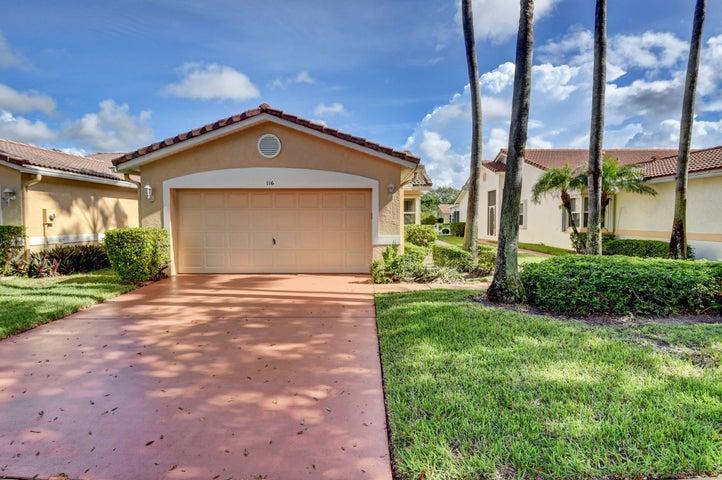 116 Sausalito Drive, Boynton Beach, FL 33436