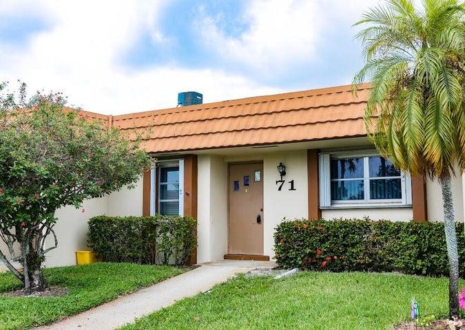 5780 Fernley Drive W, 71, West Palm Beach, FL 33415