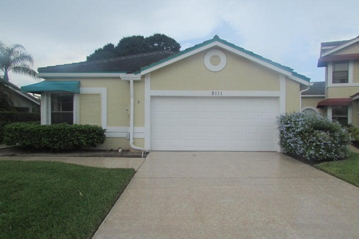 8111 Covington Court, Lake Worth, FL 33467