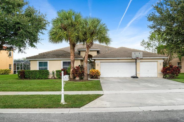 6135 Sand Hills Circle, Lake Worth, FL 33463
