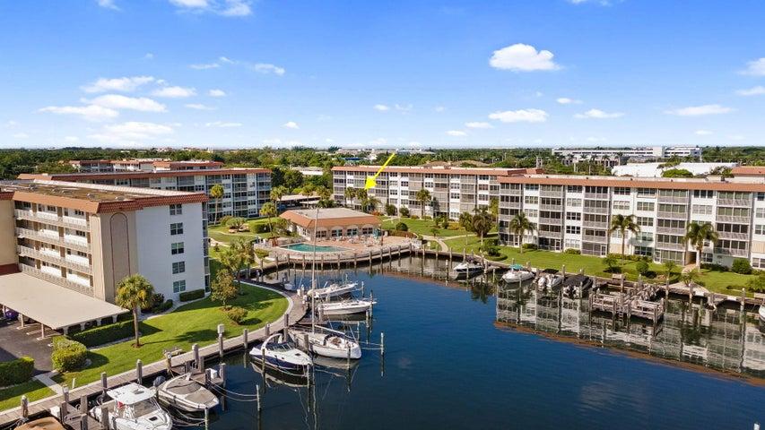 Waterfront Elevation