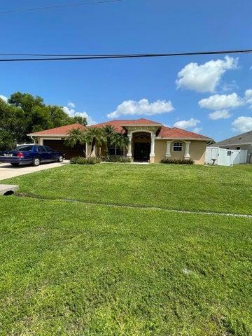 5844 NW West Dooley Circle, Port Saint Lucie, FL 34986