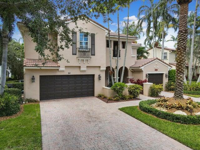 911 Mill Creek Drive, Palm Beach Gardens, FL 33410