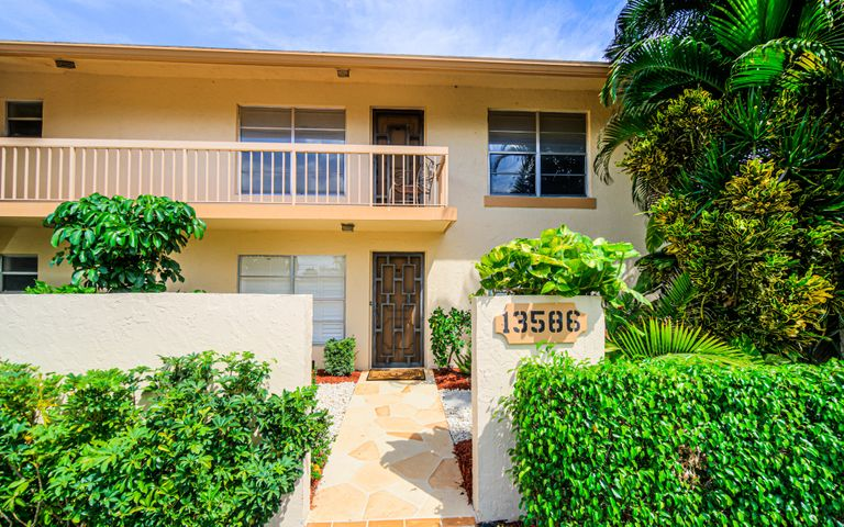13586 Sabal Palm Court, B, Delray Beach, FL 33484