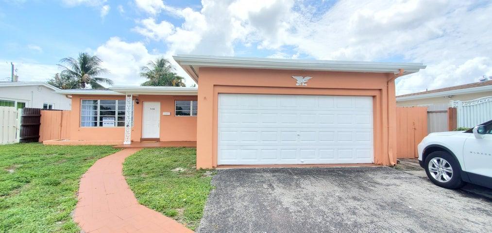6950 SW 10 Street SW, Pembroke Pines, FL 33023