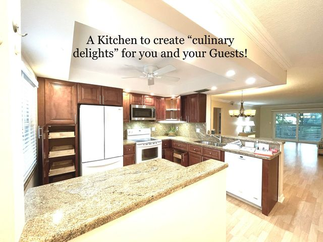 """CREATE """"CULINARY DELIGHTS"""" for you and your GUESTS!"""