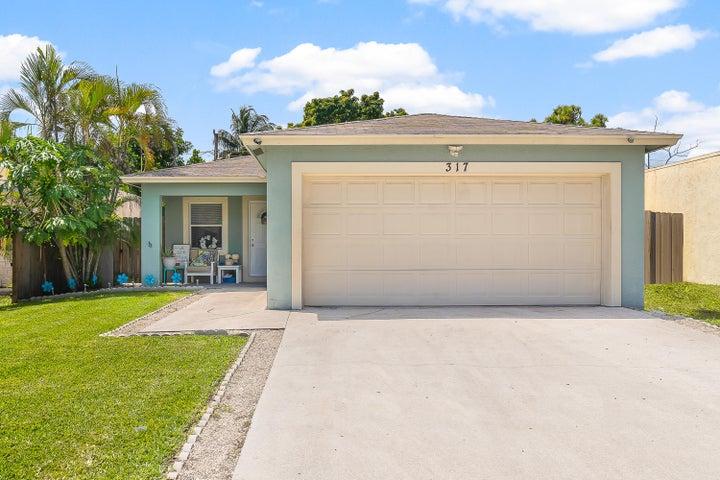 317 Swain Boulevard, Greenacres, FL 33463